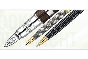 Конструкция и принцип работы шариковой ручки