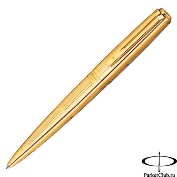 S0729020 Шариковая ручка Waterman (Ватерман) Exception Solid Gold