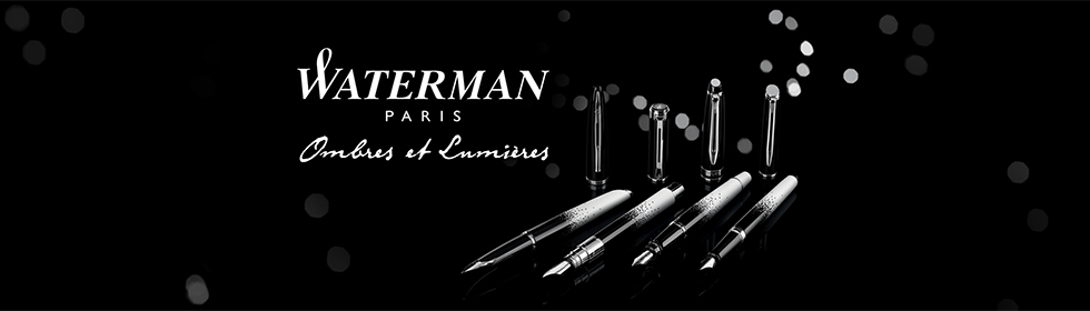 Новая серия Waterman OMBRES & LUMIERES