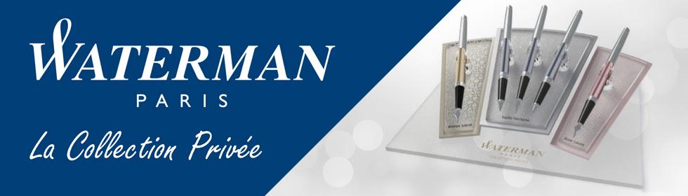 Новая серия ручек Waterman Hemisphere Privee
