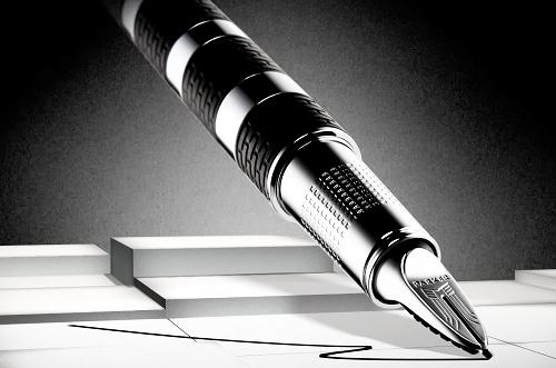 Новые ручки Parker 5th