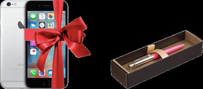 IPHONE 6 в подарок для корпоративных клиентов Parker Club!