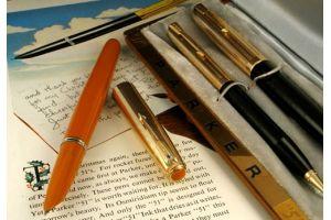 Легендарные ручки Parker – символы целой эпохи