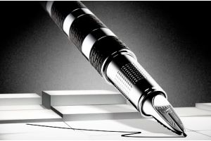 Новые ручки Parker 5th. Ноу-хау для письма, или аксессуары будущего