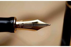 Перьевые ручки и их преимущества