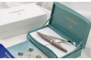 Шариковые ручки Waterman. Качество и эстетика на высоте!