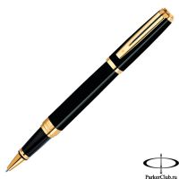 S0636810 Ручка-роллер Waterman (Ватерман) Exception Ideal Black GT