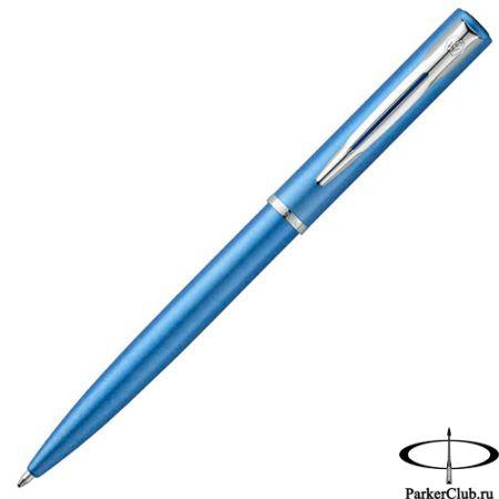 Шариковая ручка Waterman (Ватерман) Graduate Allure Blue CT