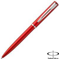 2068193 Шариковая ручка Waterman (Ватерман) Graduate Allure Red CT