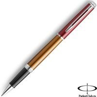 2118235 Ручка-роллер Waterman (Ватерман) Hemisphere Brown SE CT