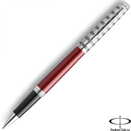 Ручка-роллер Waterman (Ватерман) Hemisphere Deluxe Red SE CT