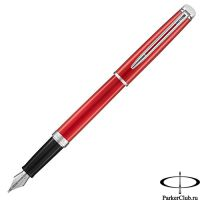2043212 Перьевая ручка Waterman (Ватерман) Hemisphere Red Comet CT F