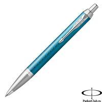 2143645 Шариковая ручка Parker (Паркер) IM Premium Blue Grey CT