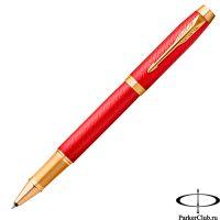 2143647 Ручка-роллер Parker (Паркер) IM Premium Red GT