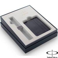 2122225 Коробка подарочная Parker (Паркер) для наборов с футляром для кредитных, визитных карт