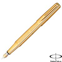 S0728990 Перьевая ручка Waterman (Ватерман) Exception Solid Gold F