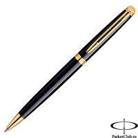 S0920670 Шариковая ручка Waterman (Ватерман) Hemisphere Mars Black GT