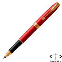 1931475 Ручка-роллер Parker (Паркер) Sonnet Core Red Lacquer GT