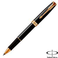 1931496 Ручка-роллер Parker (Паркер) Sonnet Core T539 Black Lacquer GT